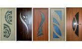 Двери с МДФ