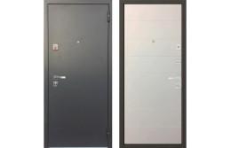 Тамбурная дверь с порошковым напылением − плюсы и минусы покупки