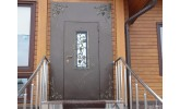 Двери в подьезд